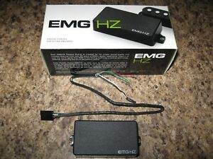 EMG H4 HZ Series Humbucker Pickup Black