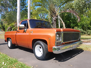 1979 C10 Chevrolet v8. air conditioning. power steering Capalaba West Brisbane South East Preview