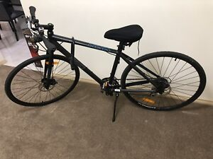 Selling my Bicycle Reid Urban X1 with accessories inckuded!