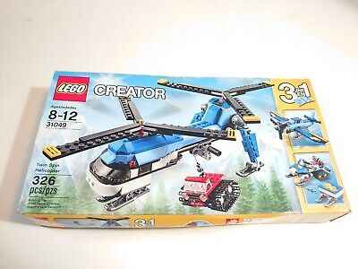 LEGO 31049 Creator 3 in 1 Twin Spin Helicopter (Brand New & Sealed)