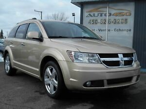 Dodge Journey V6 4X4 R/T 2010 *** MAGS, CUIR ***