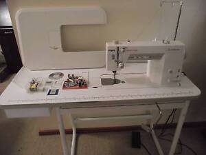 Sewing machine Pfaff Grand Quilter Greenwith Tea Tree Gully Area Preview