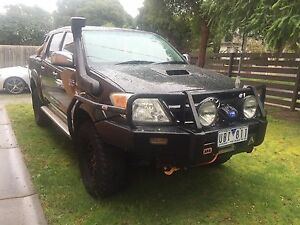 Toyota hilux sr5 with heaps of extras. Belgrave Yarra Ranges Preview