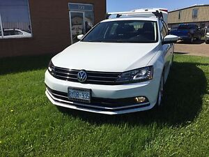 2015 Jetta HIGHLINE 5 speed manual