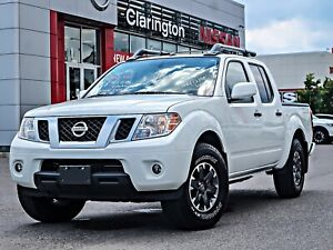2019 Nissan Frontier PRO-4X Leather Sunroof Navi AWD FREE Del...