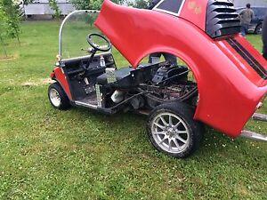 Kart de golf cart ezgo à gAz 350 cc 4 temps $$$ pas cher
