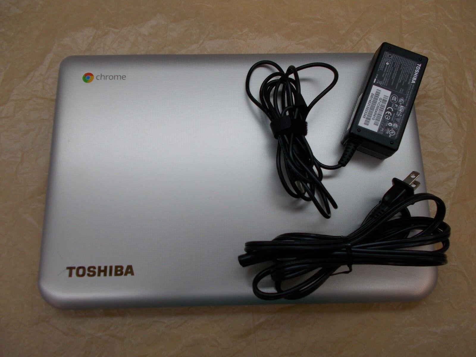 "Toshiba CB30-A3120 Celeron 2955U 2GB 16GB SSD 13.3"" ***NICE CONDITION***!"