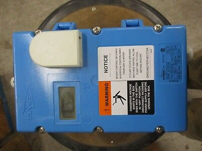 Flygt Pump Start Control 1229914d Pn5930404 230v 5060hz Nib