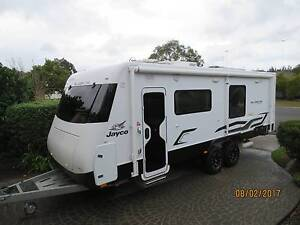 2014 Jayco Silverline Outback (As New) Glenmore Park Penrith Area Preview