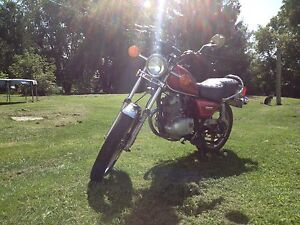 Mint 1993 GN125 13,717kms! $22/month insurance