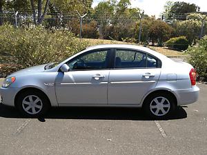 Excellent condition automatic 2007 Hyundai accent Westmead Parramatta Area Preview