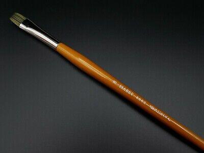 Isabey ISACRYL Short Flat Brush Series 6562 Size 8 Isabey Brush Series
