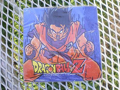 Dragon Ball Z 16- Paper Dessert Napkins Children Birthday Party Supplies USA - Birthday Paper