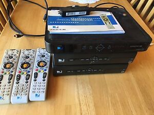 Direct TV receivers HDD SD