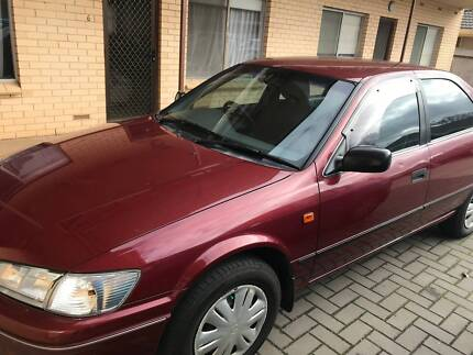 2001 Toyota Camry CSI 4 Speed Automatic Sedan 4 Cylinder Kilburn Port Adelaide Area Preview
