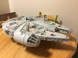 Star Wars Millennium Falcon Hasbro 2008 Enormous Ship! Morisset Lake Macquarie Area Preview