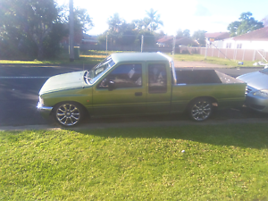 Holden rodeo xtra cab Bass Hill Bankstown Area Preview