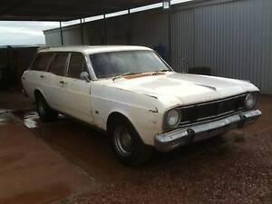1968 Ford Fairmont Wagon Port Augusta Port Augusta City Preview