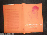 Original Dustjacket (only) For Arrow To The Heart By Albrecht Goes, Unclipped -  - ebay.co.uk