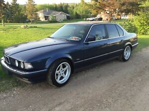 1990 BMW 735i must see