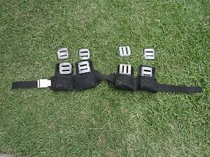 Weights Belt Lead Diving Spear Fishing Dredge Snorkel Gold Scuba Merewether Newcastle Area Preview