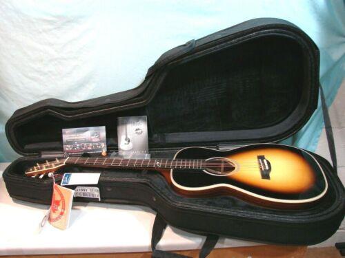 Seagull Artist Studio CH Sunburst HG Element Acoustic Electric Guitar  w/case