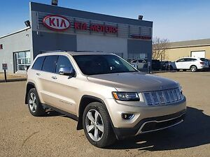 2014 Jeep Grand Cherokee Limited Command Start - Smart Cruise...