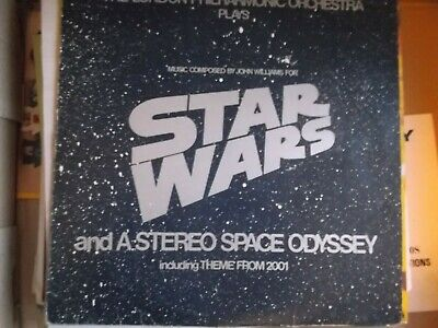 Star Wars --   Original 1977 LP !!!