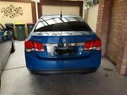 2012 Holden Cruze Sedan Bonython Tuggeranong Preview