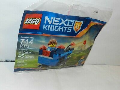 LEGO Nexo Knights Robin's Mini Fortress Set 30372 Poly bag NEW