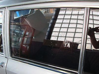 Opel Admiral Diplomat-B: Fallfenster für Tür hinten links Diplomat Diplomat Fall