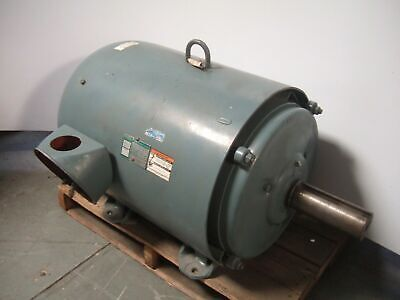 Lincoln Electric 150 Hp Electric Motor 1780 Rpm 445t Tefc 167 Amps 460 Volts