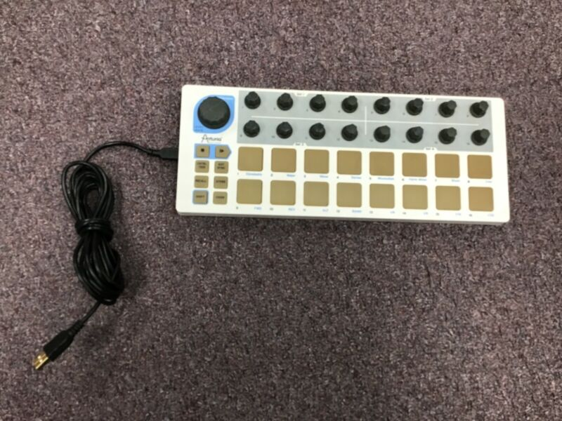 Arturia Beatstep Controller & Sequencer with cable