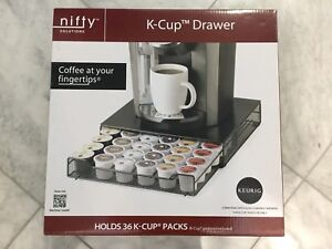 Nifty 36 K-Cup Drawer