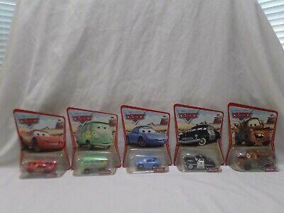 Disney Pixar Cars Lot of 5 Desert Series Wave 1 Diecast Vehicles  2005 NEW