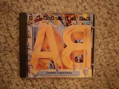 ABBA live CD Polydor made in West Germany 1986