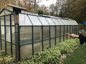 24 by 7 ft greenhouse for sale