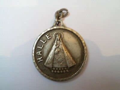 Médaille - Notre Dame de HALLE - Belgium - 2 Photos