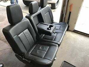 2011-2016 f250f350 ford back seats