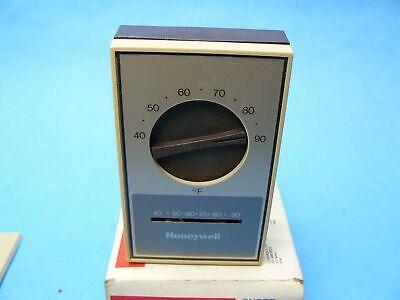 Honeywell T651a2028 Line Voltage Heatcool Thermostat 120208240277vac Nib
