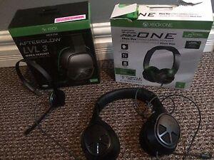 Casque d'écoute Xbox One