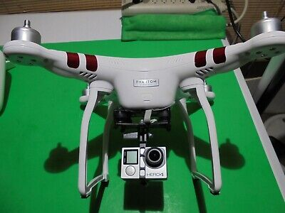 DJI Fancy 3 Standard Quadcopter GoPro WiFi Drone, Good Condition, FLIES GREAT