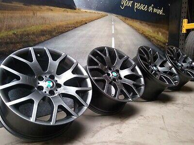 "Refurbished Genuine Bmw X5 E70 20"" Style 177 Alloy Wheels"