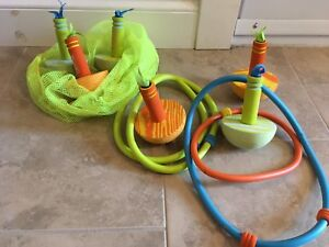 Kids toys ring toss by Parents