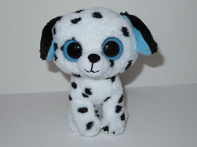 - Ty Boos Fetch Plush Dalmatian Blue 6