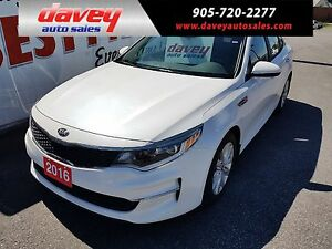 2016 Kia Optima EX Tech HEATED SEATS, BACK UP CAMERA, BLUETOOTH