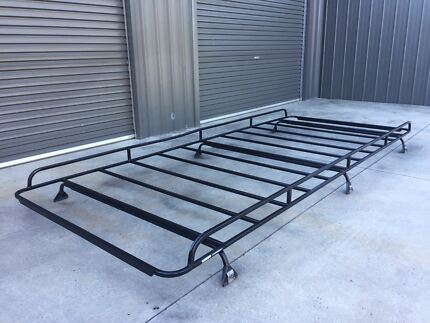 Toyota Hiace Roof Carry Rack (Tradesman Commercial brand)