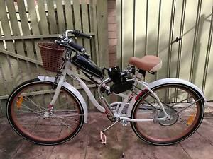 80CC motorised bike Bayswater Knox Area Preview