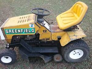 GREENFIELD 12.5 HP 32* cut Dyers Crossing Greater Taree Area Preview