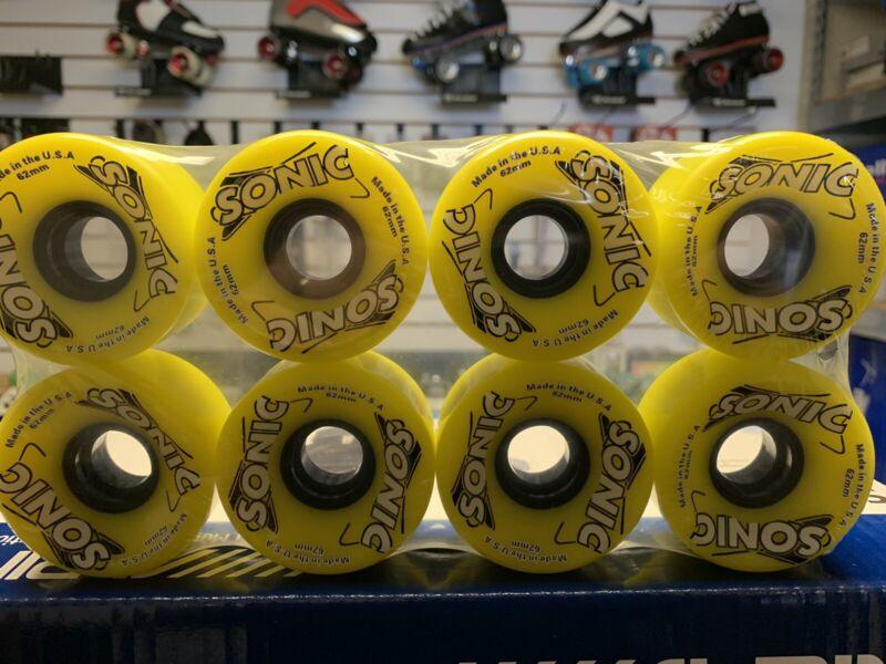 Sonic Outdoor Roller Skate Wheels